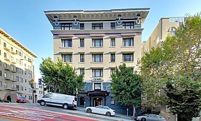 Building, 790 California St, 1