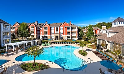 Pool, Bexley at Triangle Park, 0