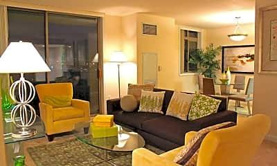 Living Room, Wildwood Towers, 0