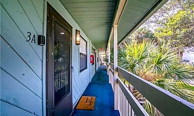 Patio / Deck, 5041 N Beach Rd 3-A, 0