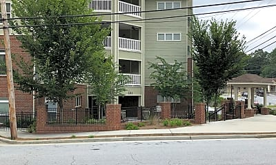 Gateway East Point Apartments, 0