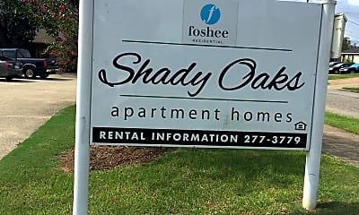 Shady Oaks, 1