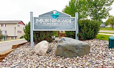 Community Signage, Morningside Townhomes, 2