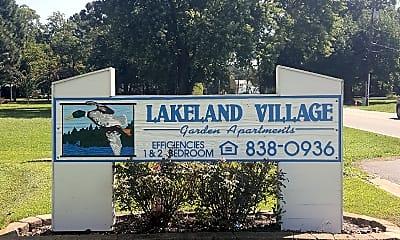 Lakeland Village Apartments, 1