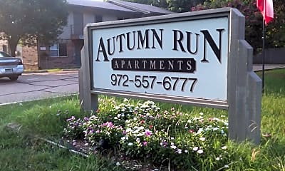 Autumn Run Apartment, 1