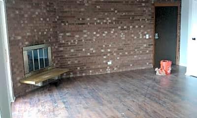 Living Room, 5600 Cheviot Rd, 1