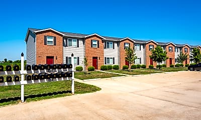 Hawkins Point Townhomes, 1