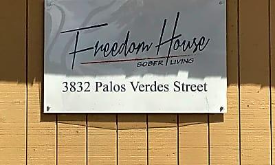 Freedom House Sober Living, 1