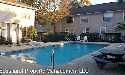Pool, 3543 SW 30th Way, 2