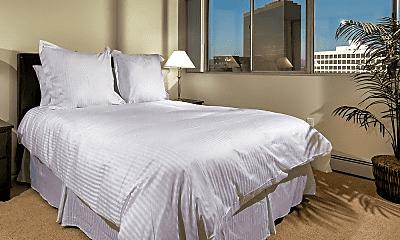 Bedroom, Barrington Plaza, 2