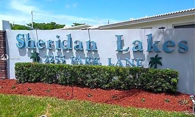 Community Signage, 2300 Park Ln 105, 2