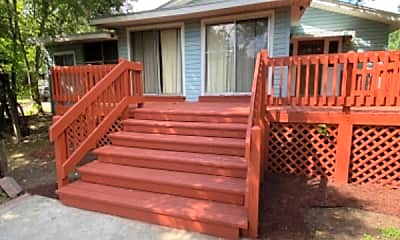 Patio / Deck, 126 Loop 13, 1