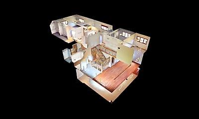 Bedroom, 3922 Ridgedale Dr, 2