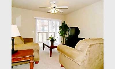 Living Room, Flagstone Creek, 2