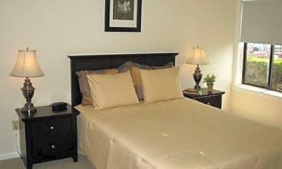 Bedroom, Westgate Apartments, 2
