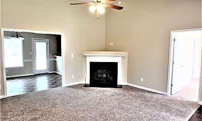 Living Room, 206 Clayton Road, 1