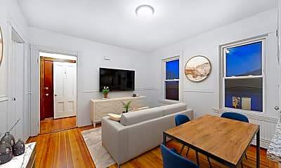 Living Room, 146 Webster Ave #3, 0