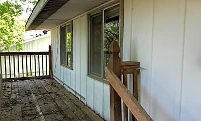 Patio / Deck, 2301 N Englewood Ave, 2