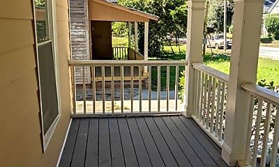 Patio / Deck, 836 White St SW A, 1