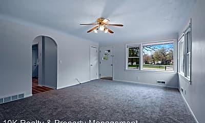 Living Room, 14411 Round Lake Blvd NW, 2
