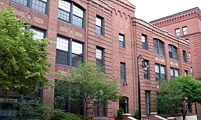 Building, 1243 Adams Street Apt 307, 0