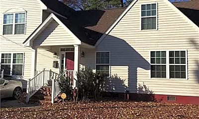 Building, 8219 Chesapeake Blvd, 0