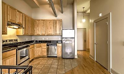 Kitchen, 3305 Park Ave. Owen's Garage Lofts, 0
