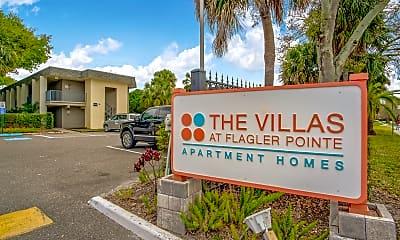 Community Signage, Villas at Flagler Pointe, 2
