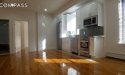 Kitchen, 317 W 121st St 2-B, 1