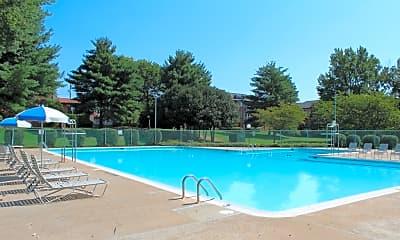 Pool, Fairfax Circle Villa Apartments, 1