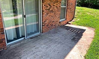 Patio / Deck, 946 Indiana St, 1