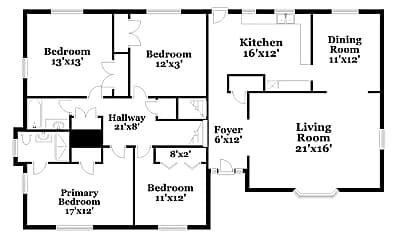 Building, 501 Florham Dr, 1