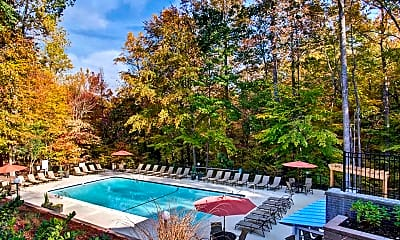 Pool, The Villages of Chapel Hill, 0