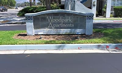 Woodpark Apartments, 1