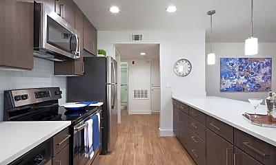 Kitchen, The Bryant at Yorba Linda, 1