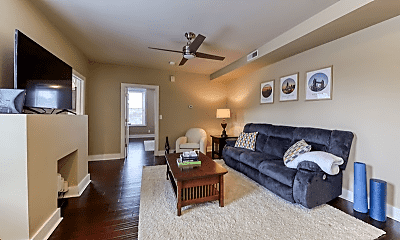 Living Room, 2352 Kemper Ln, 2