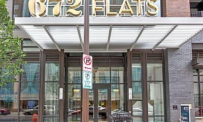 Building, 672 Flats, 2