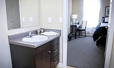 Bathroom, Independence Place In West Fayetteville, 2