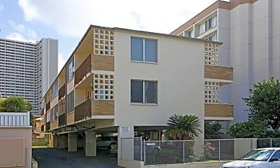 Building, 1317 Makiki St, 0