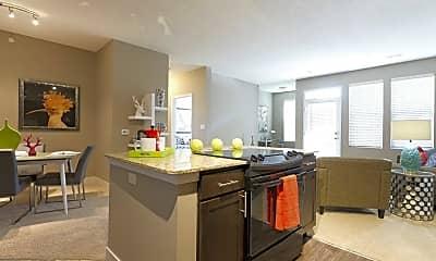 Kitchen, Broadmoor Marquee at Jordan Creek, 1