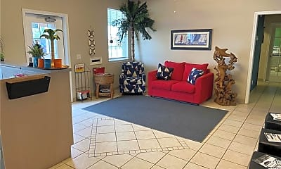 Living Room, 15217 S Padre Island Dr 100-I, 1