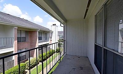 Patio / Deck, Whittfield, 2