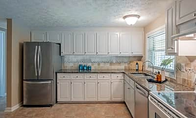 Kitchen, Room for Rent -  nearby downtown Snellville, 1