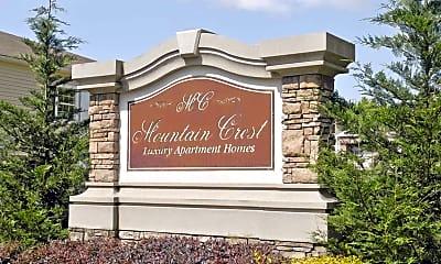 Community Signage, Mountain Crest, 2