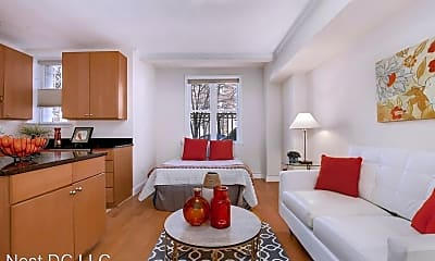 Living Room, 1438 Columbia Rd NW, 0