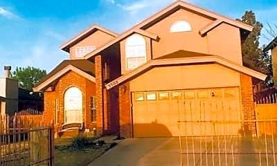 Building, 3308 Pendleton St, 0