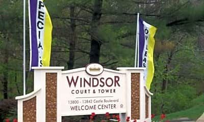 Windsor Court & Tower, 2
