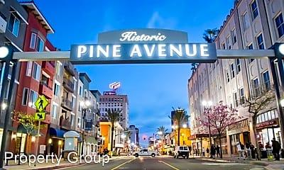 Community Signage, 3384 Santa Fe Ave, 2
