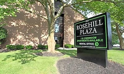 Community Signage, Rosehill Plaza, 0