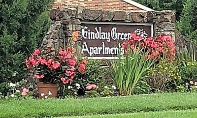Findlay Green/Findlay Village Square Apartments, 1